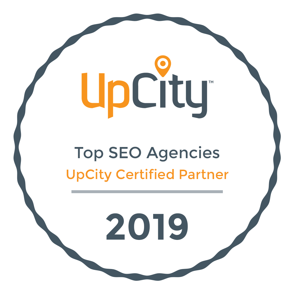UpCity Certified Top SEO Agency