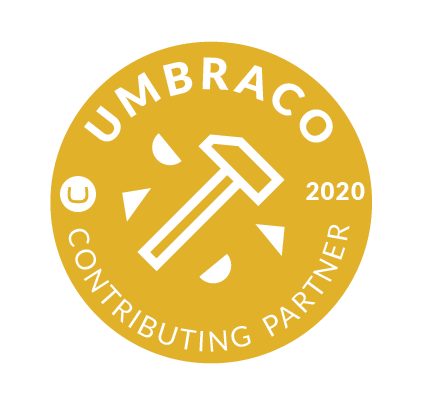 Contributing Umbraco Gold Partner