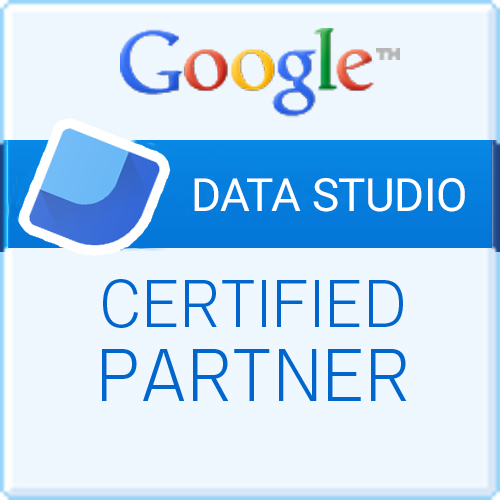 Google Data Studio Certified Agency